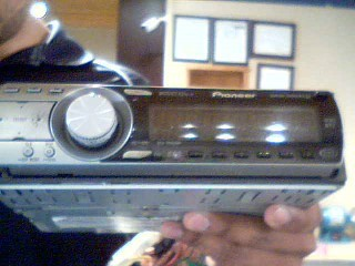 PIONEER ELECTRONICS Car Audio DEH-P4800MP