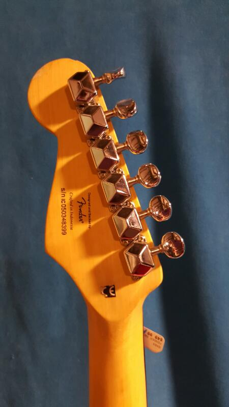 FENDER Electric Guitar SQUIER MINI