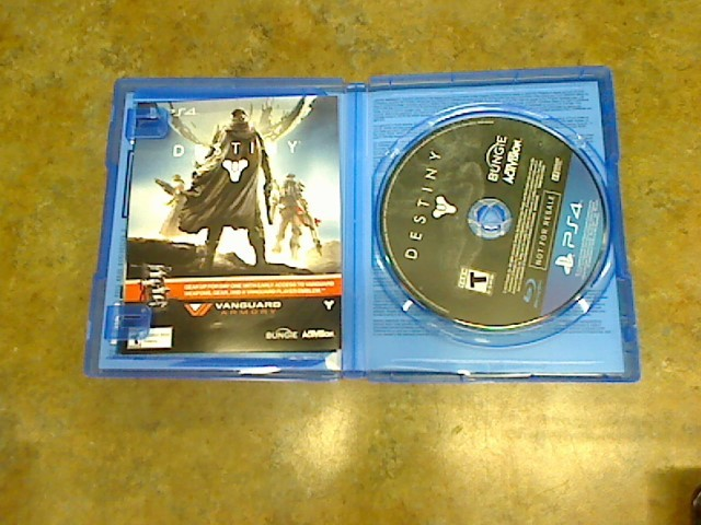 SONY Sony PlayStation 4 Game DESTINY - PS4