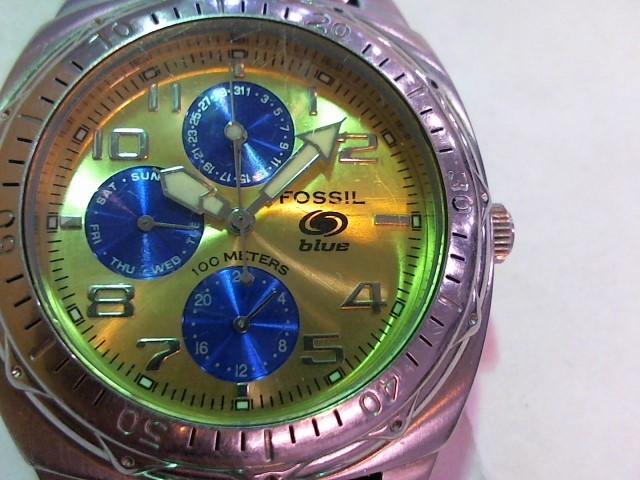 FOSSIL Gent's Wristwatch BQ-9161