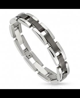 Bracelet Silver Stainless 32.16dwt