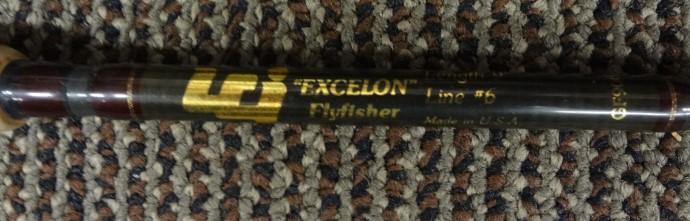 LCI EXCELON FLYROD GF906 9' LN#6