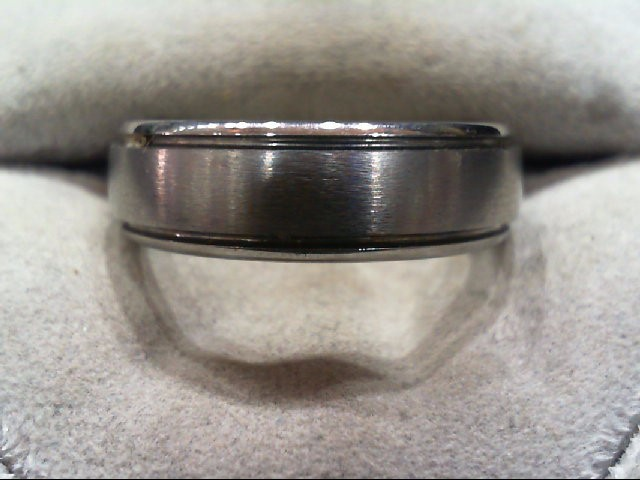 Gent's Ring Silver Stainless 9.6g