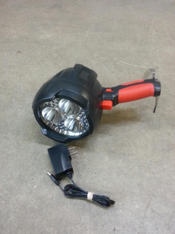 BRINKMAN Flashlight Q-BEAM