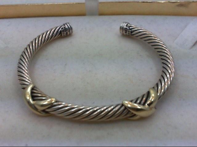 Silver Fashion Bracelet 925 Silver 28.3g