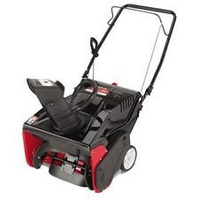 Yard Machines Snow Blower 31AS250-800 21 Inch 139CC Snowblower