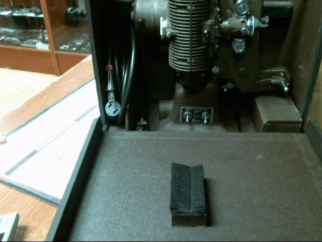 BELL AND HOWELL FILMO MASTER 8 MM PROJECTOR