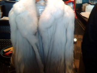 SAGA FOX Clothing SILVER FOX