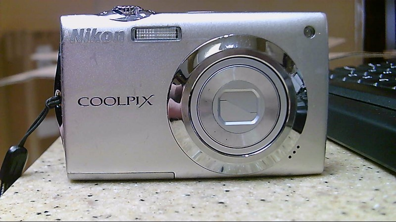 NIKON Digital Camera COOLPIX S4000