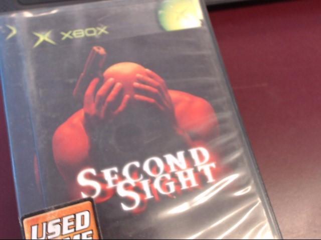 MICROSOFT XBOX 2ND SIGHT