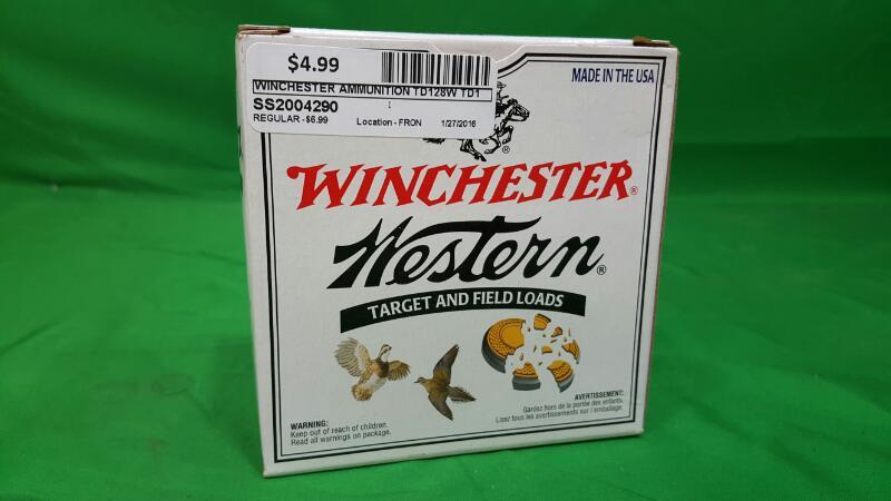 WINCHESTER Ammunition TD128W TD128W