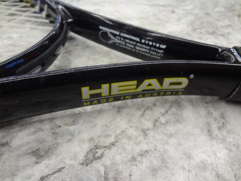 HEAD GRAPHITE VECTOR TENNIS RAQUET