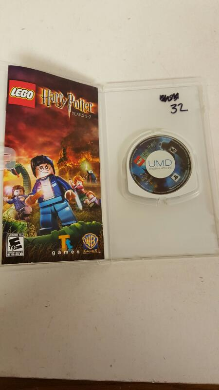 LEGO Harry Potter (YEARS 5-7) PSP***FREE SHIPING***