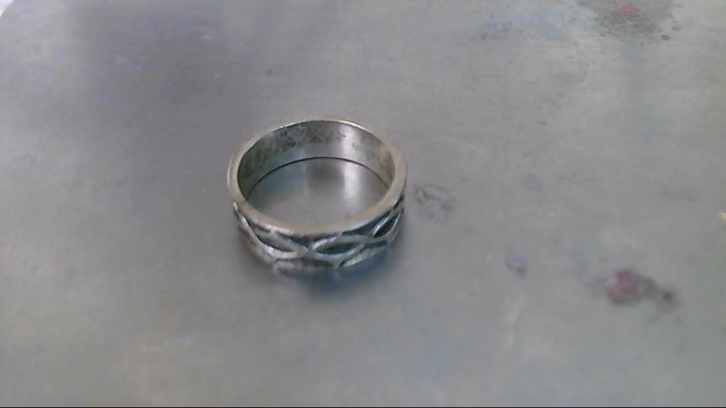 Gent's Silver Ring 925 Silver 5.8g