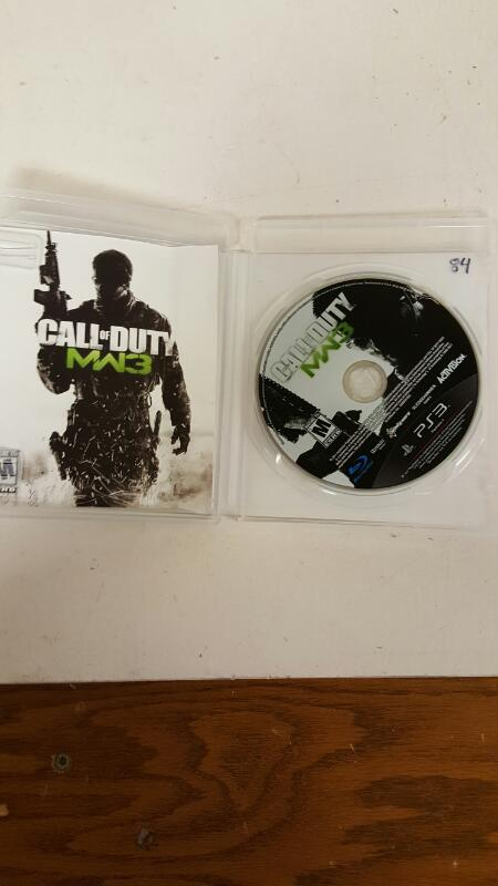 Call of Duty: Modern Warfare 3 (Sony PS 3, 2011)