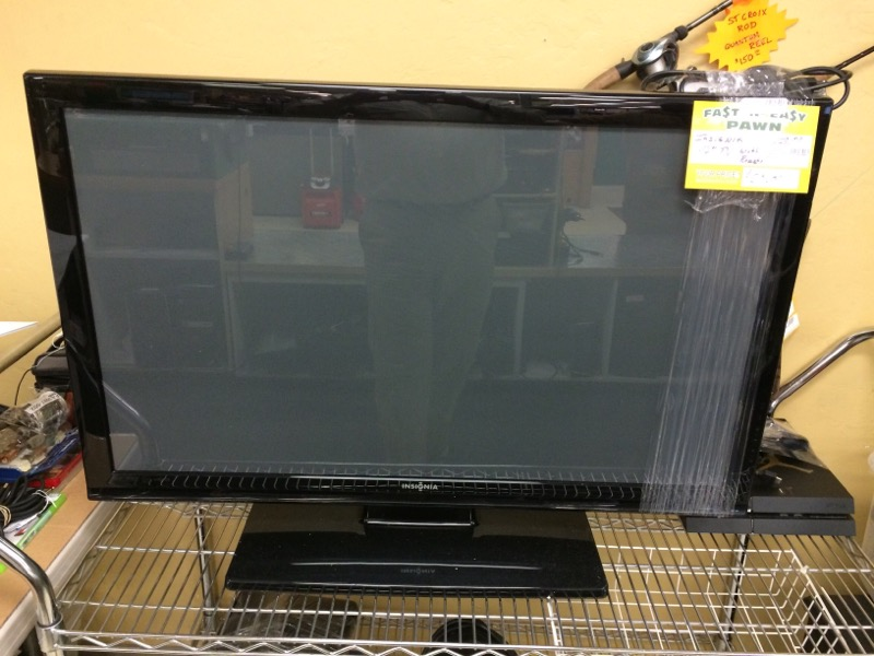 INSIGNIA Flat Panel Television N8-42P850A11