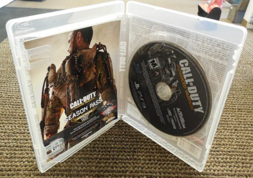 PS3 CALL OF DUTY ADVANCED WARFAR