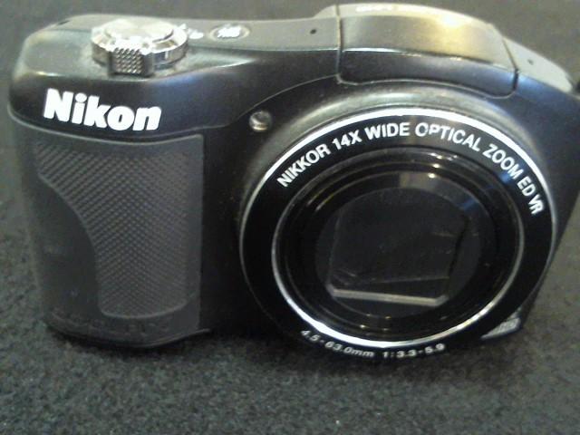 NIKON Digital Camera COOLPIX L610