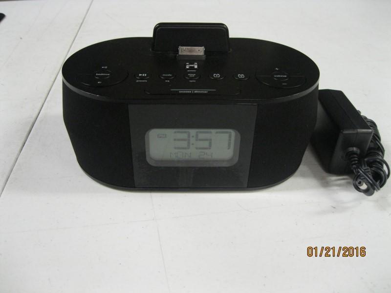 IHOME Mini-Stereo ID38 PORTABLE STEREO