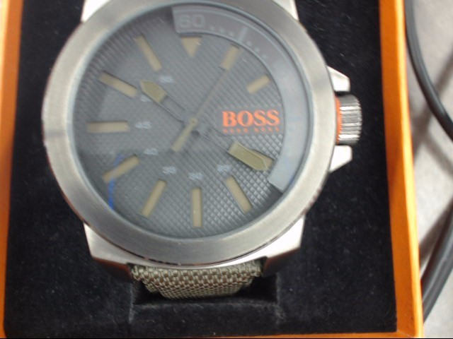 HUGO BOSS Gent's Wristwatch HB.221.1.34.2626 HB.221.1.34.2626