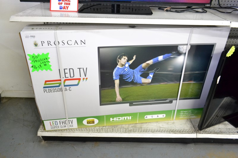 PROSCAN Flat Panel Television PLDED5068A