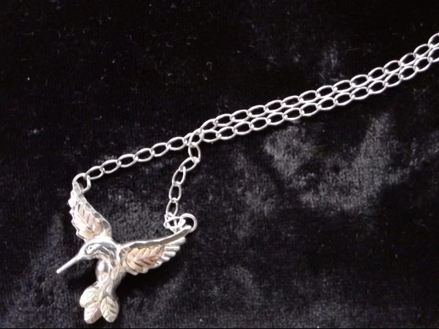 "16"" Silver Chain 925 Silver 4.8g"