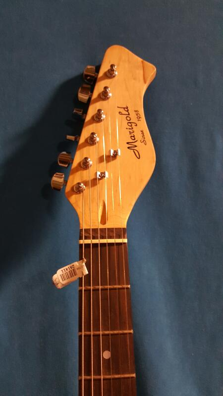 MARIGOLD GUITAR Electric Guitar