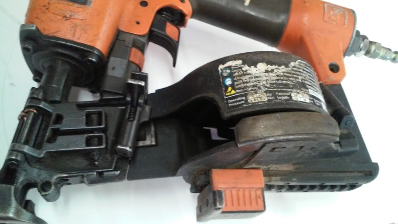 RIDGID TOOLS Cement Hand Tool NAILGUN