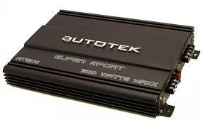 AUTOTEK Car Amplifier AT1500