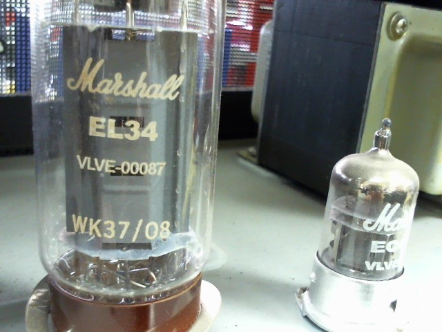 MARSHALL Electric Guitar Amp MA100H
