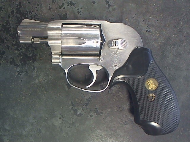 SMITH & WESSON Revolver 649