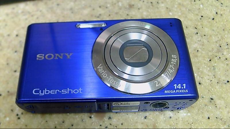 AS-IS Sony Digital Camera DSC-W530 Cybershot AS-IS
