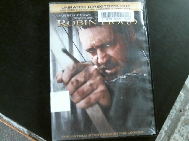 DVD MOVIE DVD ROBIN HOOD