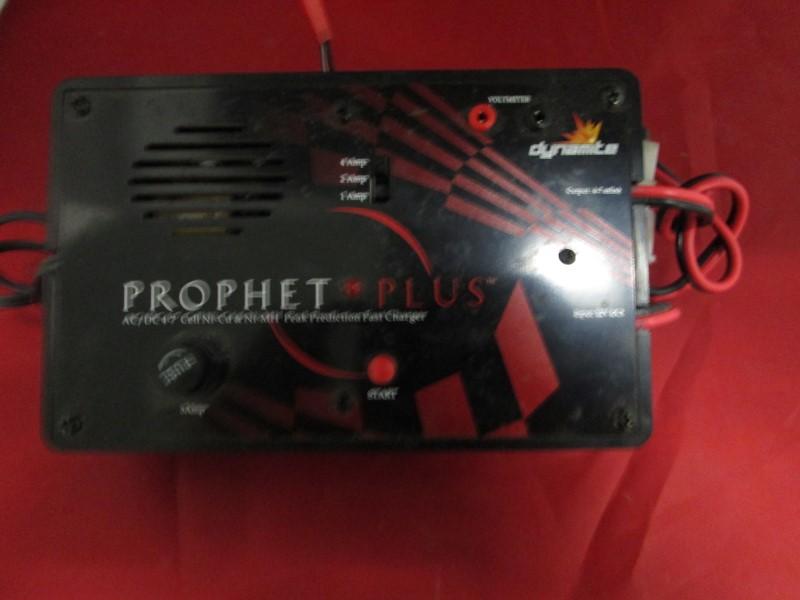 DYNAMITE Radio Control/Control Line PROPHET PLUS