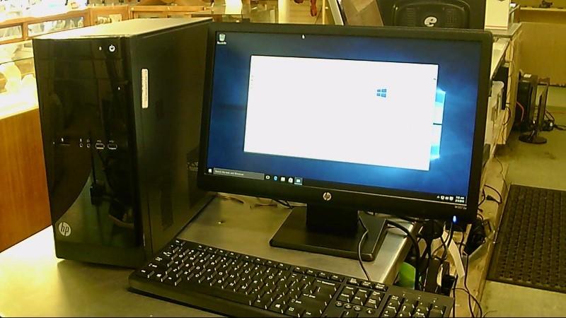 HEWLETT PACKARD PC Desktop 110-014