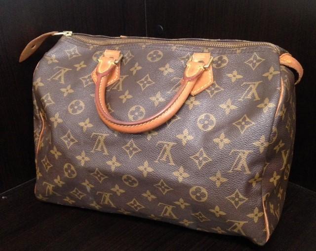 LOUIS VUITTON Handbag SPEEDY 30