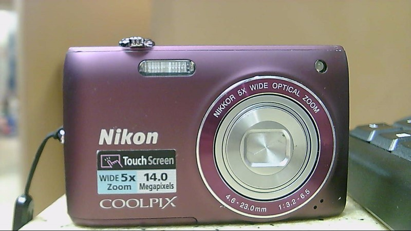 NIKON Digital Camera COOLPIX S4100