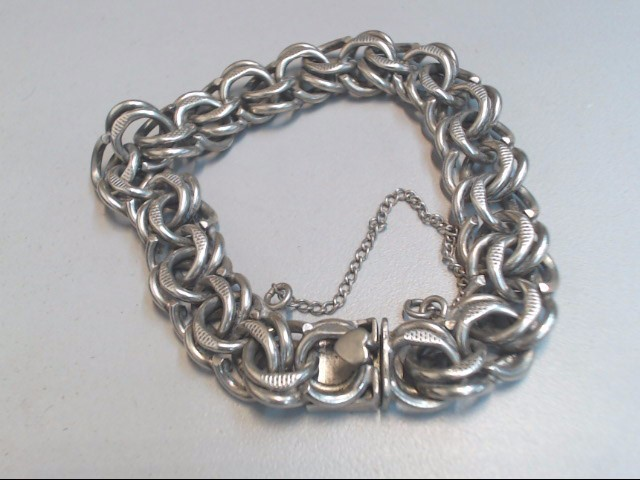 Silver Bracelet 925 Silver 29.3g