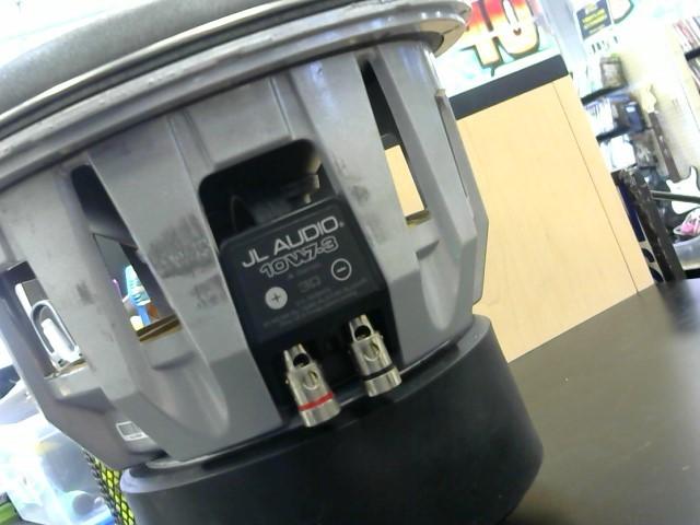 JL AUDIO Car Speakers/Speaker System W7
