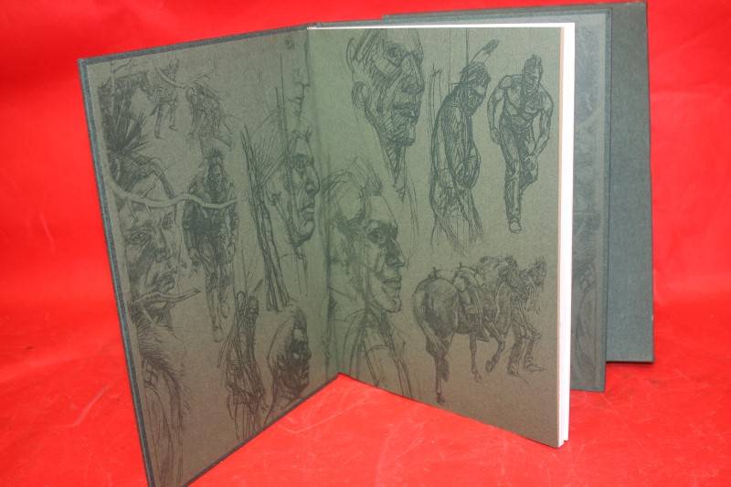 Bev Doolittle New Magic Collector's Book Green Slipcovered