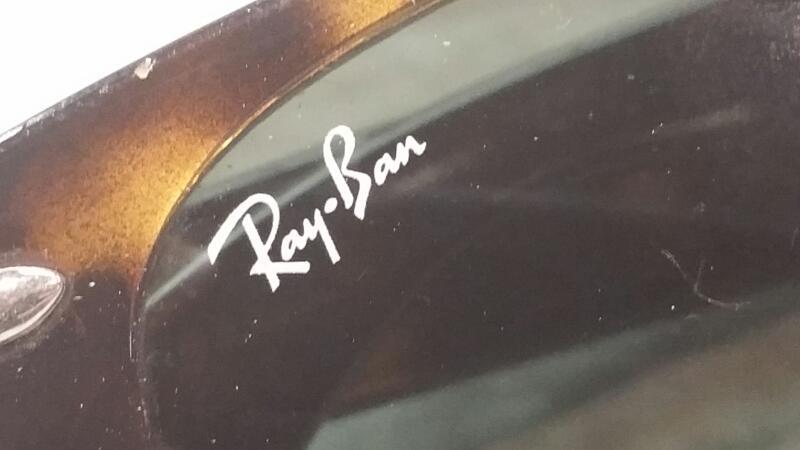 RAY-BAN Sunglasses RB2132 - TORTOISE