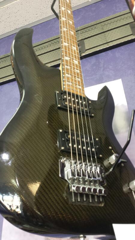 Bulletproof Electric Guitar Bantam EX 01 6 String