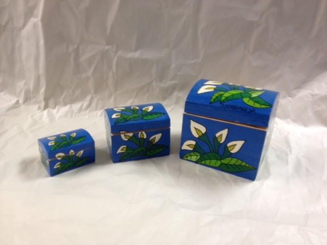 NICARAGUA NESTING BOXES (3)