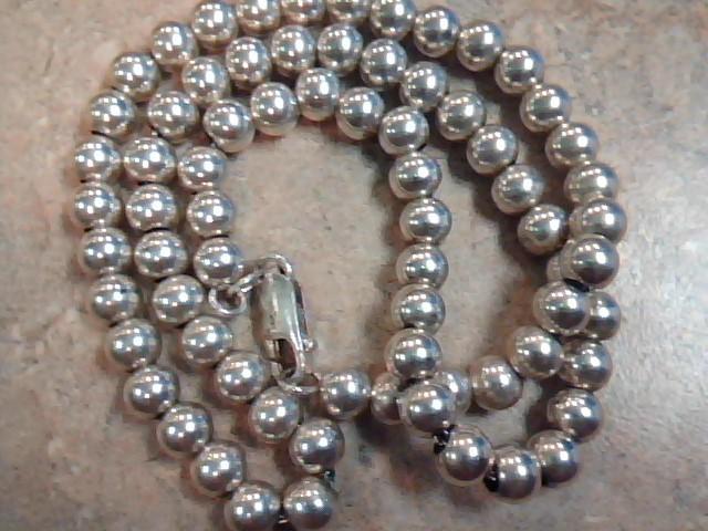 "17"" Silver Chain 925 Silver 32.1g"