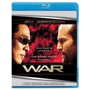 BLUE RAY Blu-Ray WAR