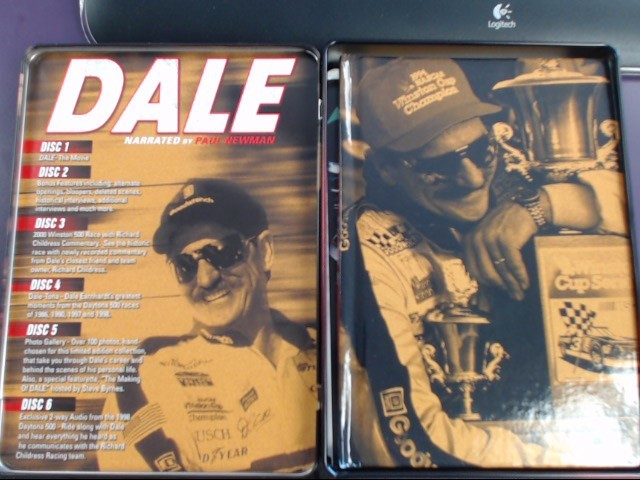 Dale: Narrarted By Pual Newman (6-DVD Box Set in Collector's Tin)