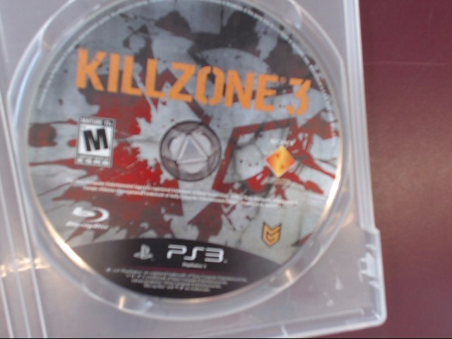 ACTIVISION Sony PlayStation 3 Game KILL ZONE 3