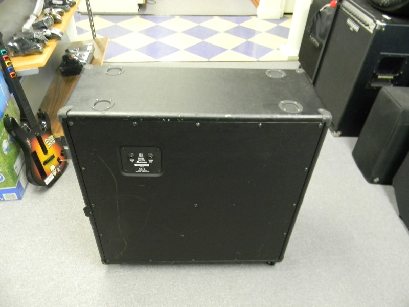 "IBANEZ 4X12"" 320W Speaker Cabinet IS412CA *LOCAL PICK UP*"