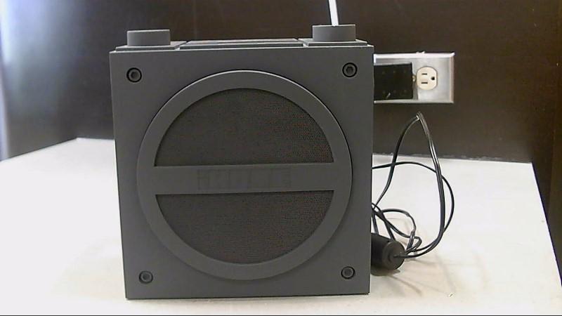 iHome iBT4 Bluetooth Boombox with FM Radio