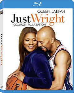 BLU-RAY MOVIE Blu-Ray JUST WRIGHT